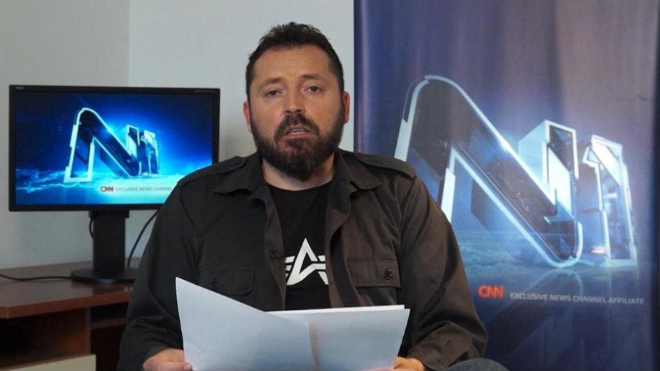 Pretnje smrću novinaru i kolumnisti Draganu Bursaću 1
