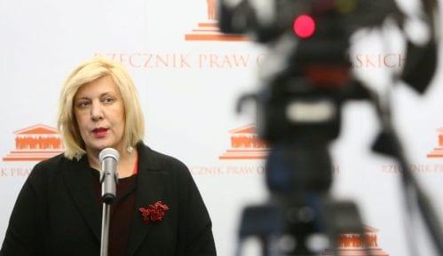 Dunja Mijatović kritikovala reakciju albanskih vlasti na protestima 10