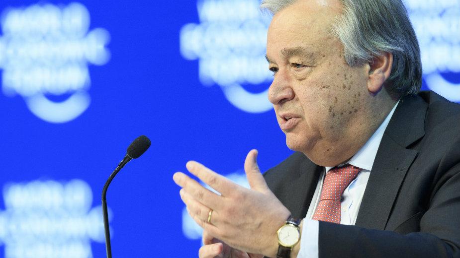Gutereš: Žaljenje zbog ostavke Del Ponte 1