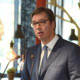 Vučić u Leskovcu tražio da ne bude dočeka građana 1