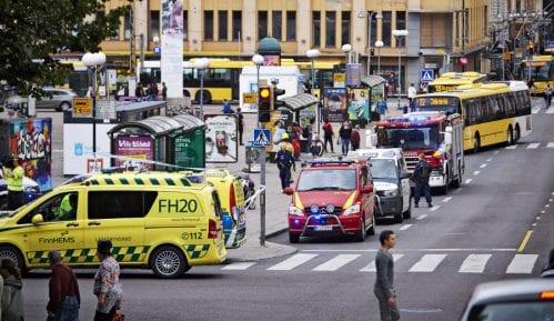Napad u Finskoj, policija upucala napadača 13