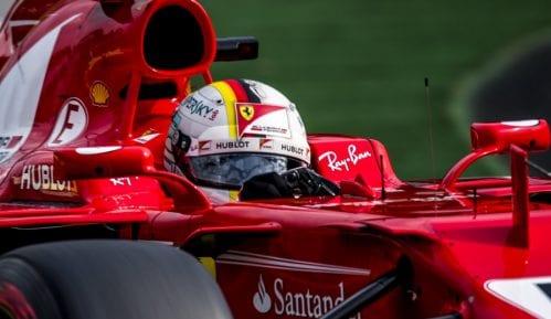 Trening Formule 1 prekinut zbog šahta 2
