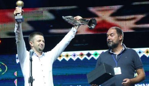 Nagrada Danasa orkestru Ivana Đenadića iz Akmačića 8