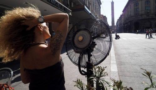 Upozorenja širom Evrope zbog velikih vrućina 2