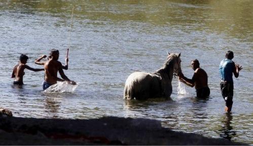 Vodostaj reka izuzetno nizak zbog suše 6