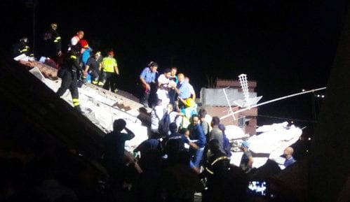 Beba spasena iz ruševina zemljotresa u Italiji  (VIDEO) 7
