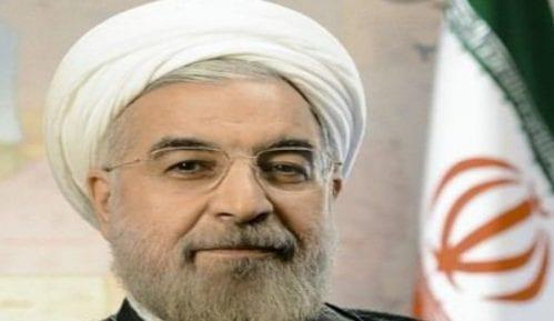 Rohani: SAD želi promenu režima u Iranu 10