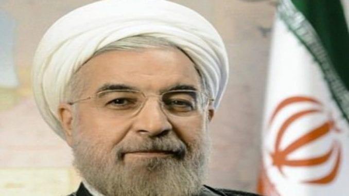 Rohani: SAD želi promenu režima u Iranu 1