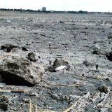Suša isušila najveće slano jezero u Srbiji 13