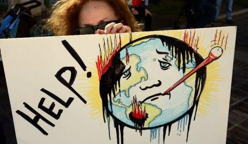 Prošla godina bila najtoplija kao posledica globalnog zagrevanja 7