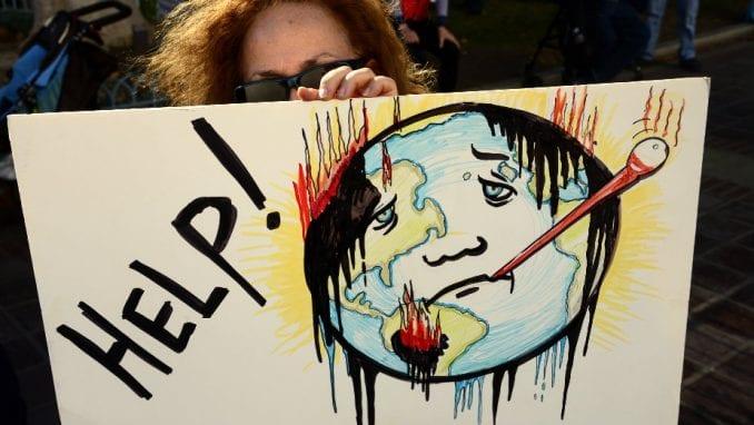 Prošla godina bila najtoplija kao posledica globalnog zagrevanja 4