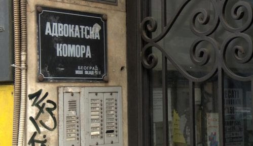 Odblokiran račun Advokatske komore Beograd 7