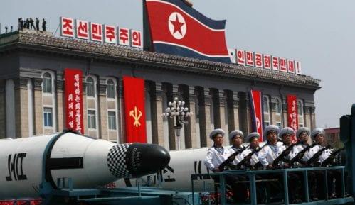 Pjongjang upozorava da sankcije SAD prete denuklearizaciji 10
