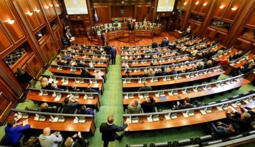 Konstituisana Skupština Kosova 1