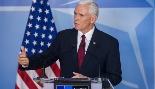 Pens: Neću se kandidovati za predsednika 14