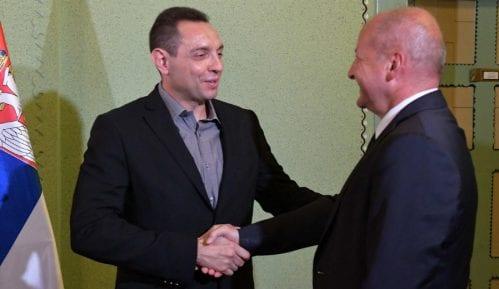 Susret ministara odbrane Srbije i Mađarske 7