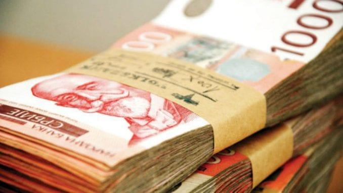 Za pet godina minimalac povećan samo 15 dinara po satu 1