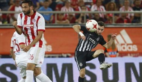 Partizan se remijem oprostio od Lige šampiona 15