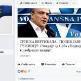 Otvorene pretnje predsedniku Vojvođanske partije 7