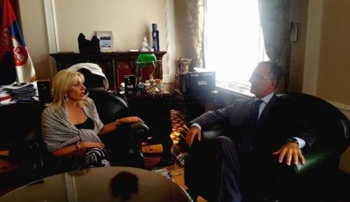 Joksimović i Fratini: Srbija zaslužuje da bude deo EU 8