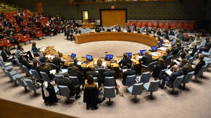 Savet bezbednosti bez dnevnog reda za februar zbog Kosova 1