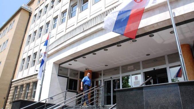Radikali ispred Specijalnog suda u Beogradu podržali optužene za navodni ratni zločin kod Srebrenice 1