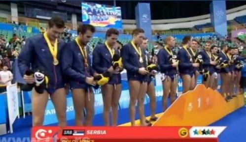 Vaterpolistima Srbije zlato na Univerzijadi u Kini 2