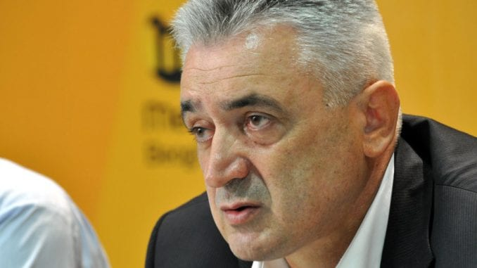 Odalović: Sve ono što se dešava u BiH je deo kampanje da se revidira Dejtonski sporazum 1