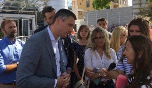 Obradović: Protest u subotu počinje ispred zgrade Pinka 8