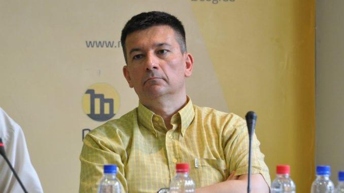 Dušan Pavlović kandidat DJB za gradonačelnika 1