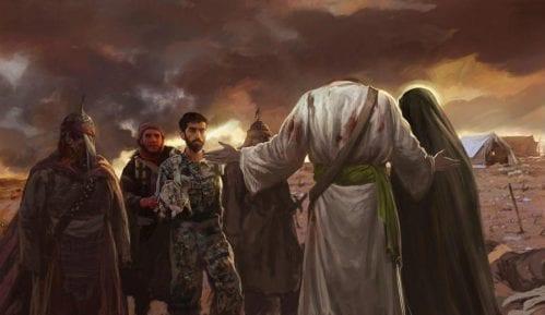 Iran se u Iraku i Siriji brani od Islamske države 13