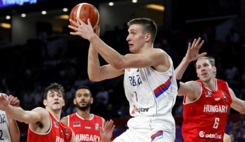 Košarkaši Srbije igraju večeras protiv Italije 13