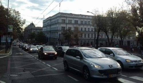 Blokirane ulice Beograda od 17:30 zbog promocije oficira 6