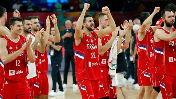 Srbija u finalu Evropskog prvenstva u košarci (VIDEO) 2