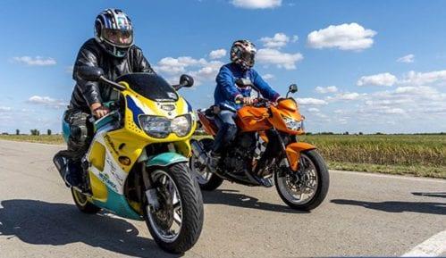 """Moto trka """"Velika nagrada Zrenjanina"""" 10"""