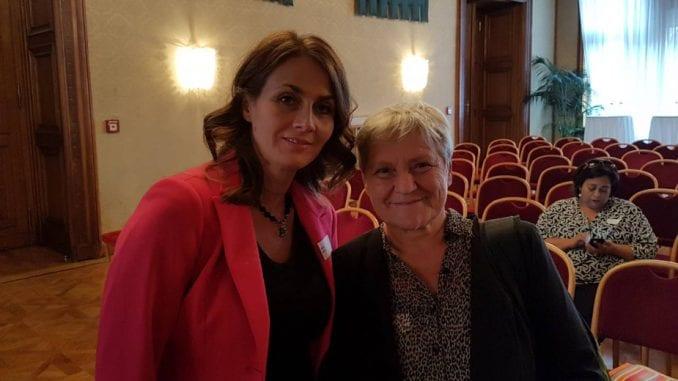 Poverenica na konferenciji FemSitiz 2017 u Beču 2