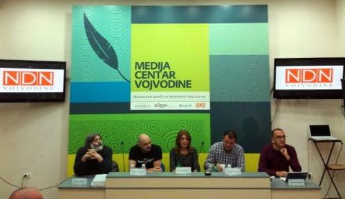 """Tribina """"Dozvola za mrak"""": Gušenje medija je gušenje društva (VIDEO) 7"""