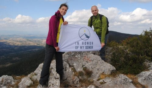 Planinarski pohod u čast donora 13