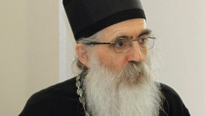 Episkop Irinej: Srbija otimačima Kosova mora da uskrati pristanak na njihovo nedelo 1