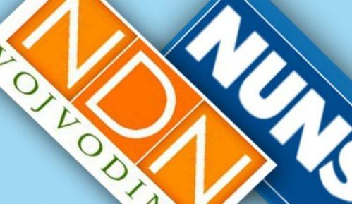 NUNS i NDNV osudili kampanju vlasti protiv redakcije Krika 5