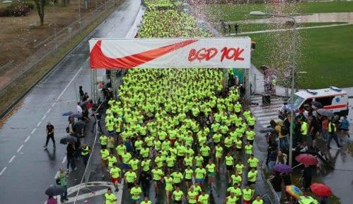 Više od 12.000 trkača istrčalo 10 kilometara 8