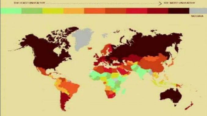 Avganistan najzdravija zemlja na svetu 1