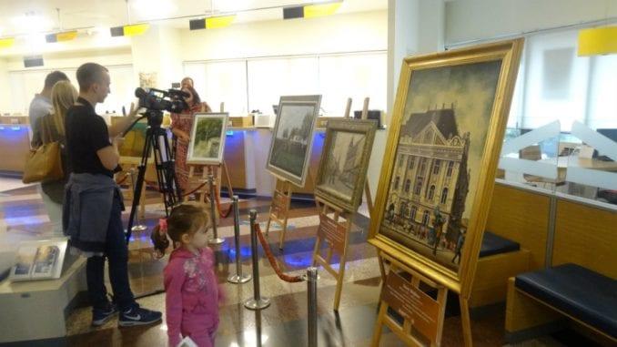 Kolekcija dela vojvođanskih slikara 1