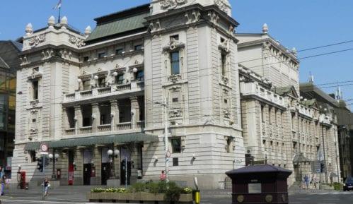 Narodno pozorište u Beogradu počinje s radom posle tromesečne pauze zbog korona virusa 28