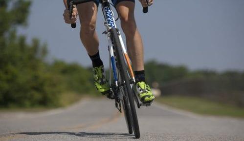 """Biciklistička trka """"Kroz Vojvodinu"""" u Zrenjaninu 11"""