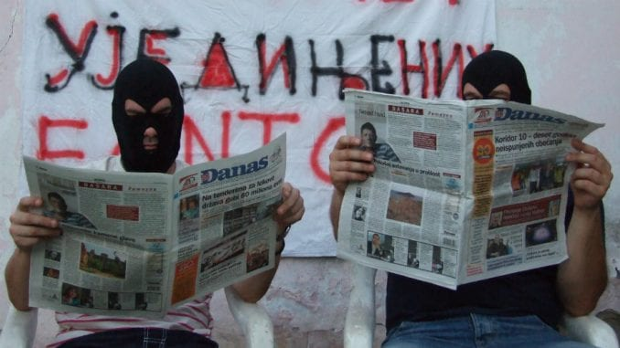 Fantomi : Mitroviću uhapsićemo ti majmuna 1