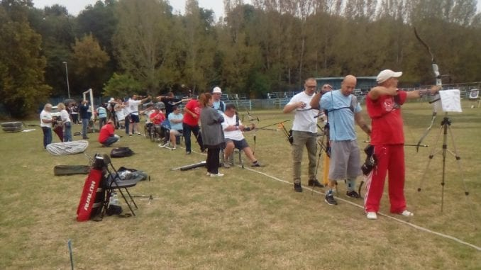 Državno prvenstvo u streličarstvu za osobe sa invaliditetom 1