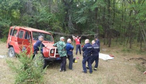 Gorska služba spasavanja: Četiri žene se izgubile na Velikom Štrpcu kod Kladova 3