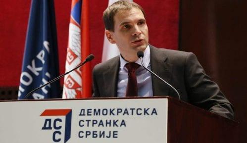 Jovanović (DSS): Do pomirenja ne zaboravljanjem genocida u NDH 11