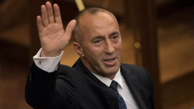 Haradinaj premijer Kosova uz pomoć glasova Srpske liste 1